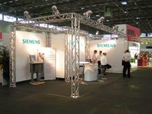 Messeservice-Messebau-Siemens